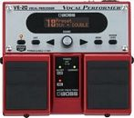 BOSS VE-20 VOCAL PROCESOR