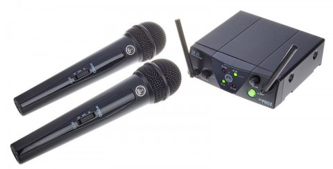 AKG WMS 40 MINI DUAL VOCAL