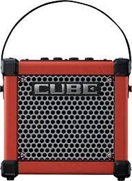 ROLAND M-CUBE GX RED