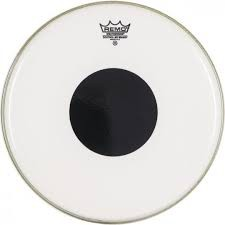 REMO WEATHER KING BLACK CENTER 18""