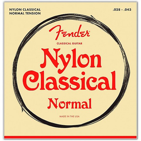 FENDER NYLON CLASICAL STRINGS