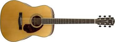FENDER PM-1 STANDAR DREADNOUGHT PARAMOUNT