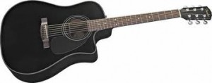 FENDER CD-60CE BLK