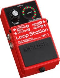 BOSS RC-1 Looper