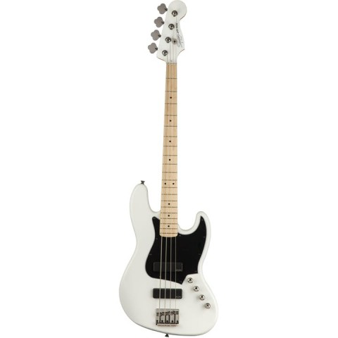 SQUIER CONTEMPORARY ACTIVO J BASS MN WHT