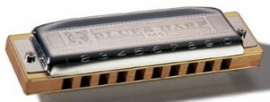 HOHNER BLUES HARP LA